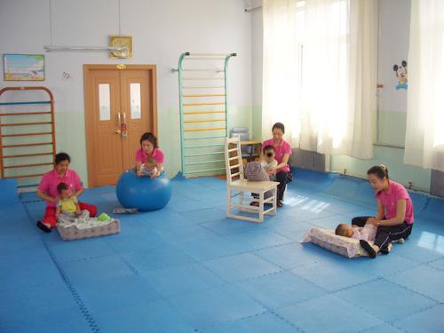 新罗区爱希儿童康复服务中心